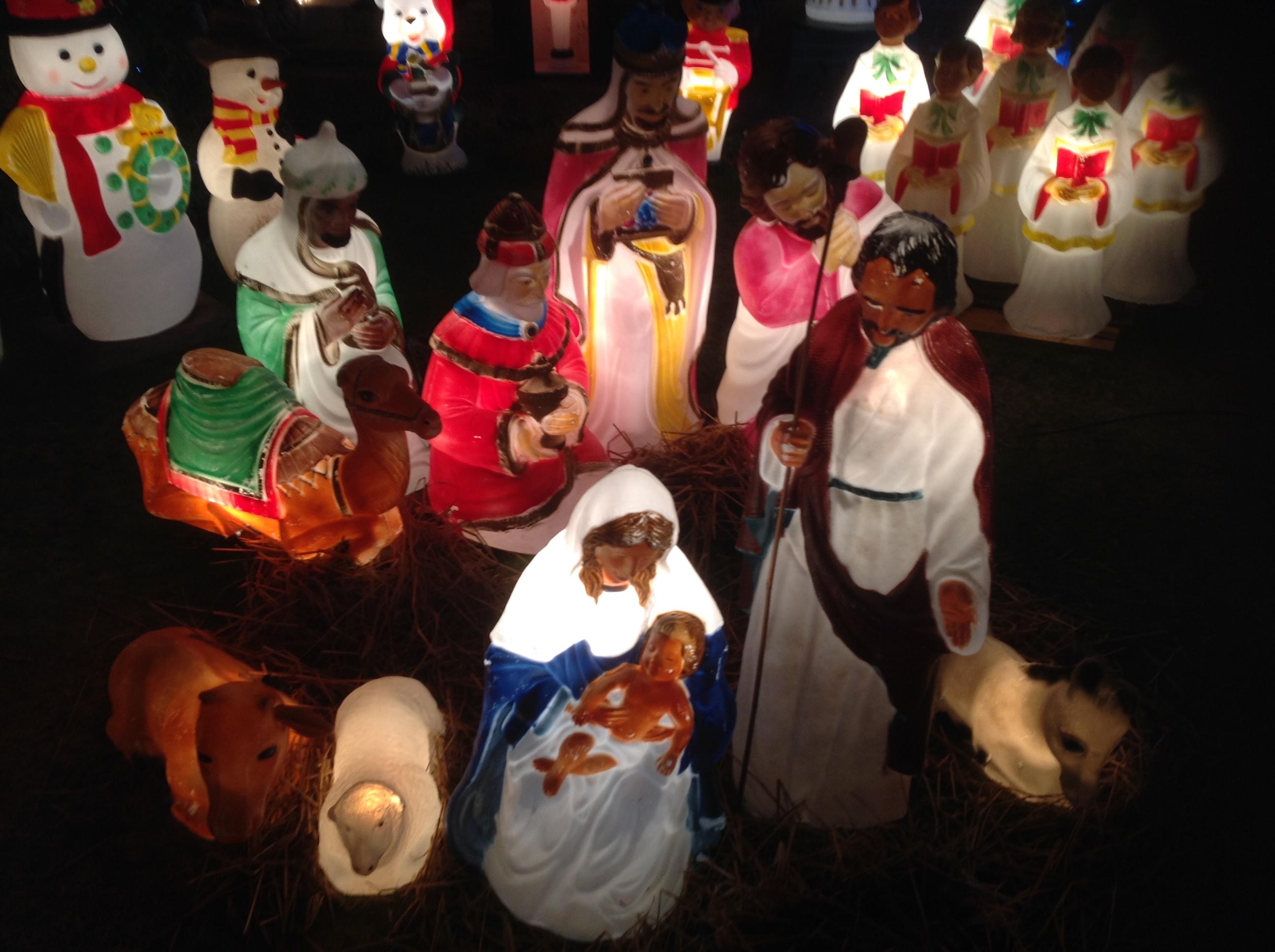 New Centrepiece - Nativity