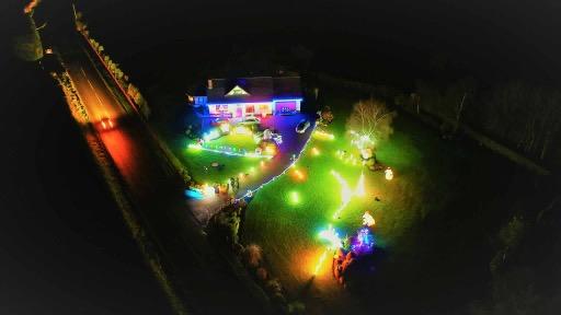 Aerial Drone shot credit to Jason Reid