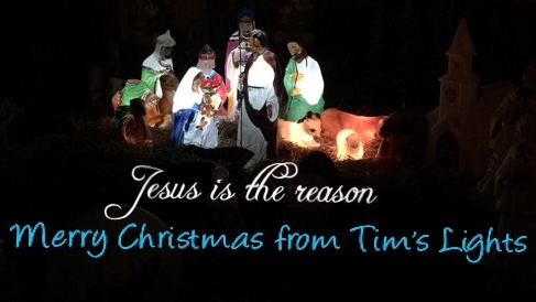 Nativity Christmas Message