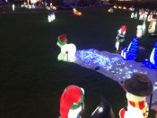 North Pole Scene