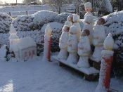Snow Covered Choir